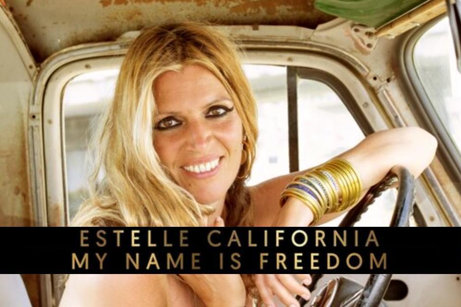 "ESTELLE CALIFORNIA – ""The Land Of Freedom"" Album Review!"