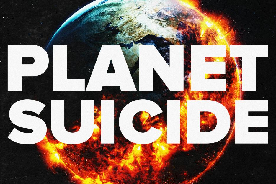 "JRS3 The Hobby Artist – ""Planet Suicide"" Exclusive Review!"