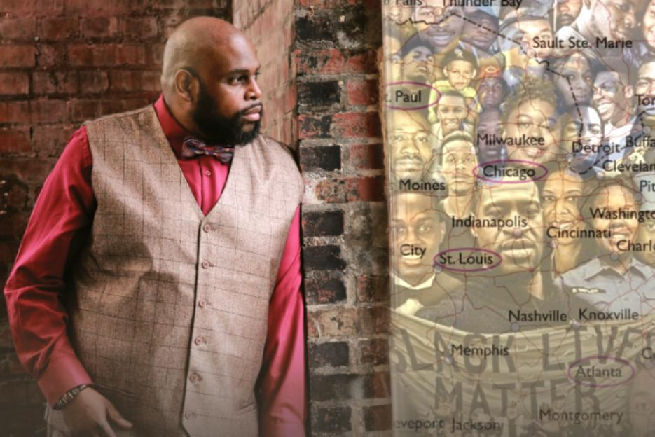 """ANTHONY BREWER – """"Ferguson (Too Many)"""" Exclusive Review!"""