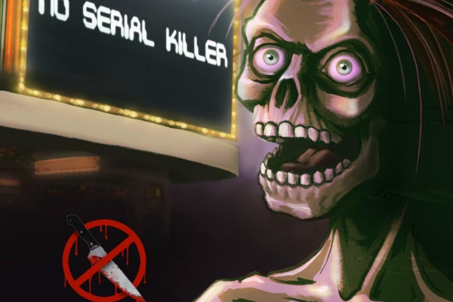 NO SERIAL KILLER – Exclusive Review!