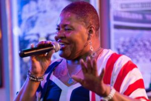 Miss Freddye -The Lady Of Blues! Exclusive Interview!