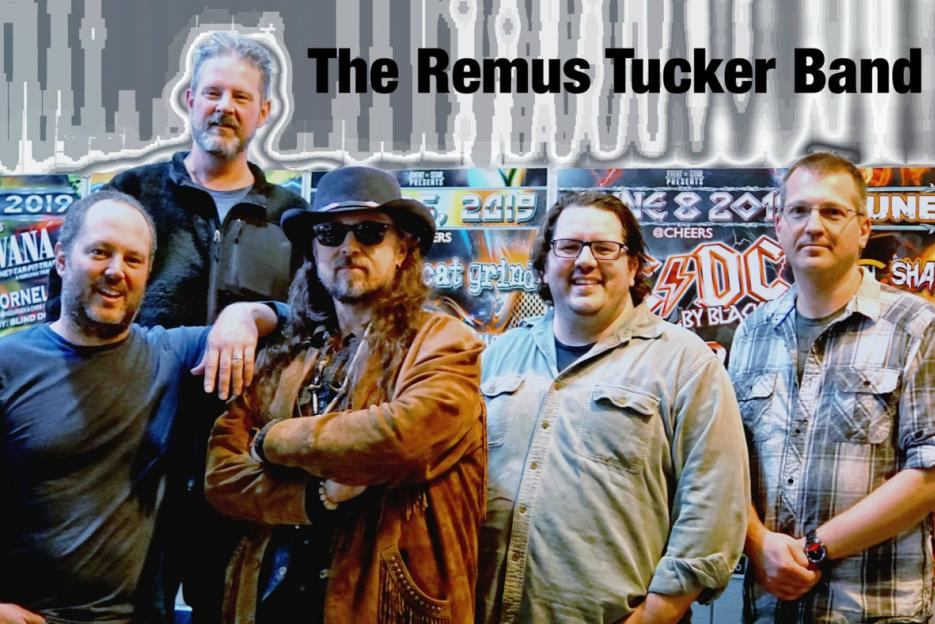 The Remus Tucker Band – Southern Rock at its best! Exclusive Interview!
