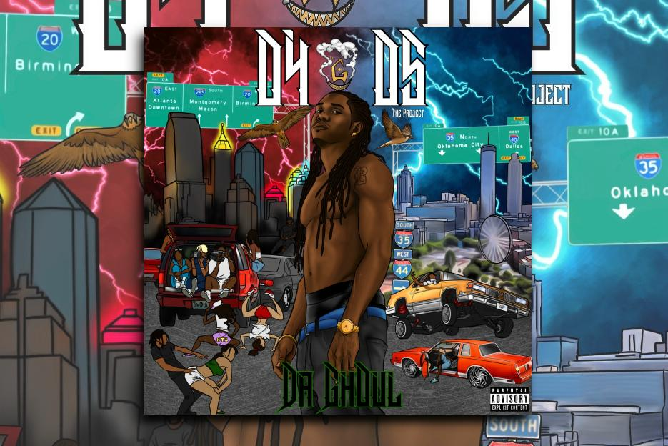 """Read more about the article Da Gh0ul is back with a brand new release, 04-05 """"The Project,"""" an album you cannot miss!"""