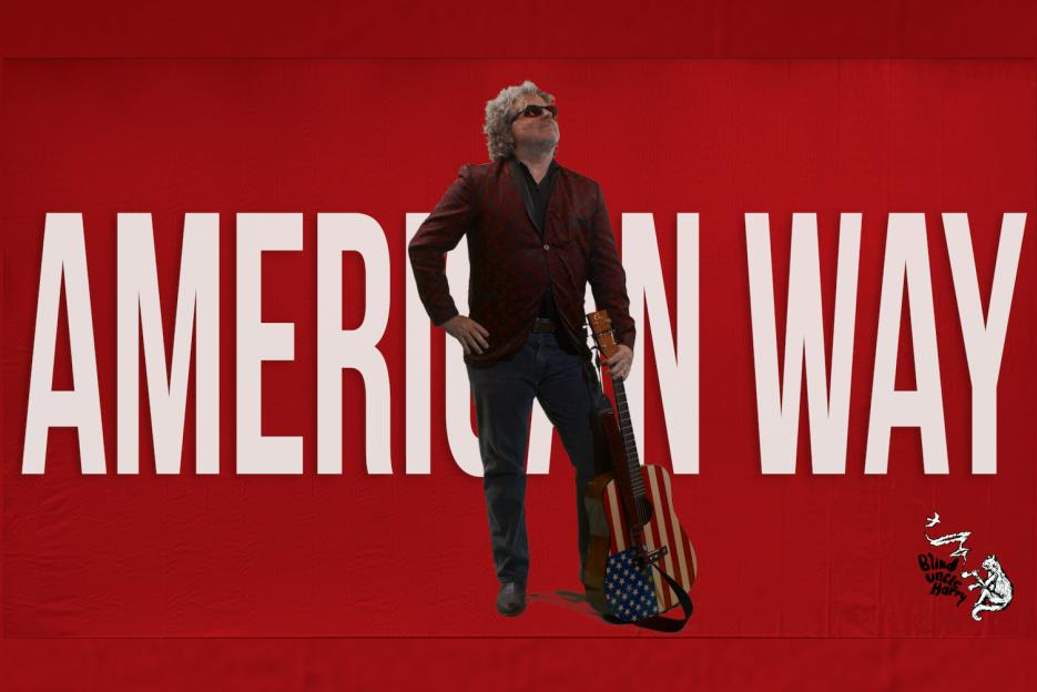"""Read more about the article Blind Uncle Harry is back with another excellent single, """"American Way!"""""""